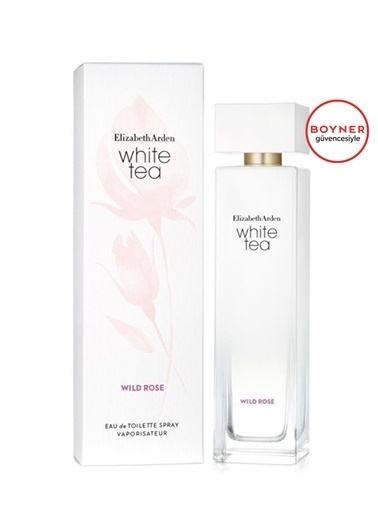 Elizabeth Arden Elizabeth Arden White Tea Wild  Edt Türk Gülü Özlü Çiçeksi Kadın Parfüm 100 Ml Renksiz